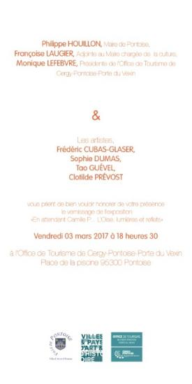 Annonce expo cergy 3 2 2017