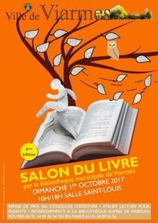 Bibliotheque salonlivre 2017 affiche2