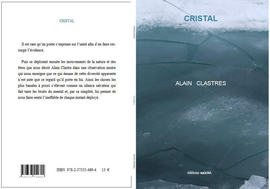 Clastres cristal couv