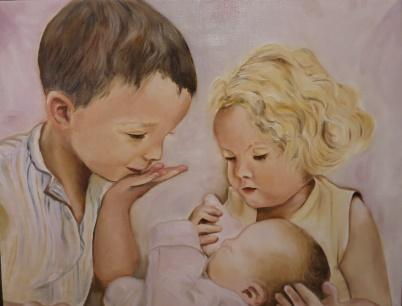 Coutin arlette portrait enfants redim