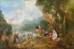 Cythere watteau