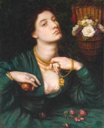 Dante gabriel rossetti monna pomona