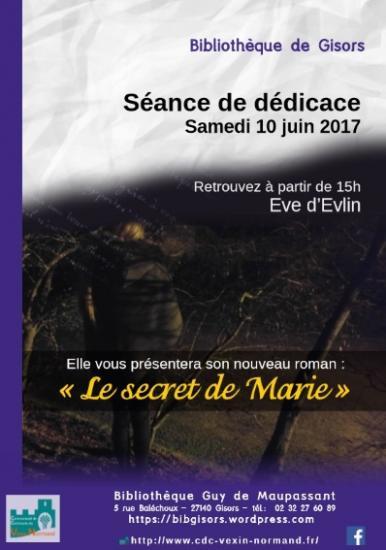 Devlin secret marie