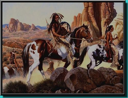 Indiens d amerique