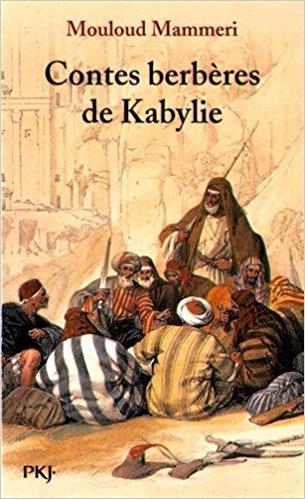 Mammeri contes berberes couv