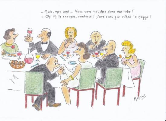 Robert michel caricature comtesse redim