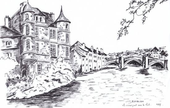 Robert michel espalion pont vieux redimjpg