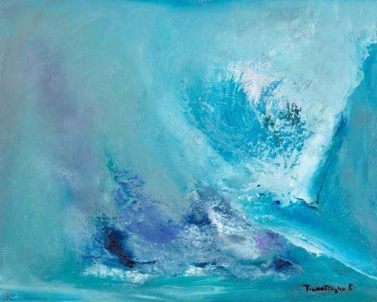 Tchartiloglou rouleaux de vagues